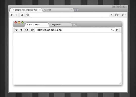 苹果风格Chorme主题-Chrome Leopard下载
