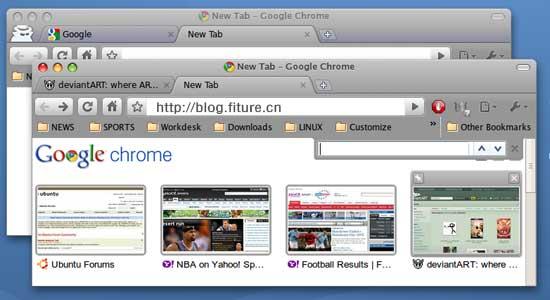 苹果风格Chrome主题-GTK_Leopard_Chrome下载