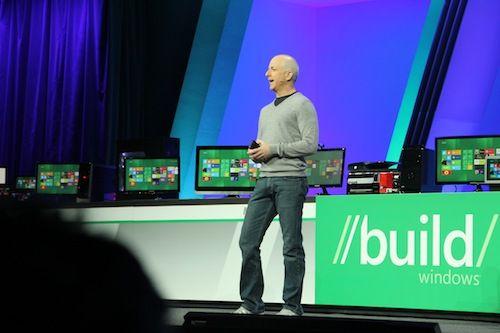 Windows 8开发者大会
