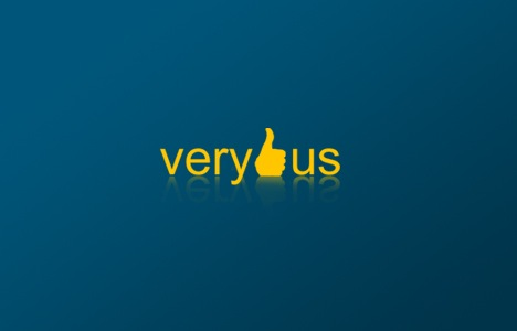 非常巴适Logo(黄色)